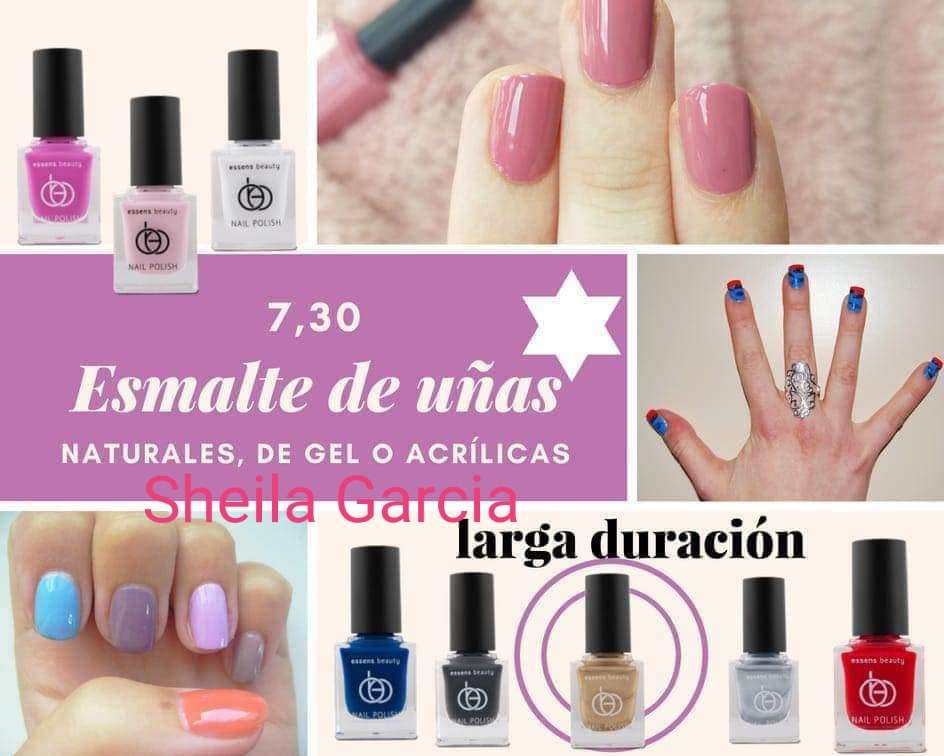 Imagen producto Esmalte de uñas de larga duración  3