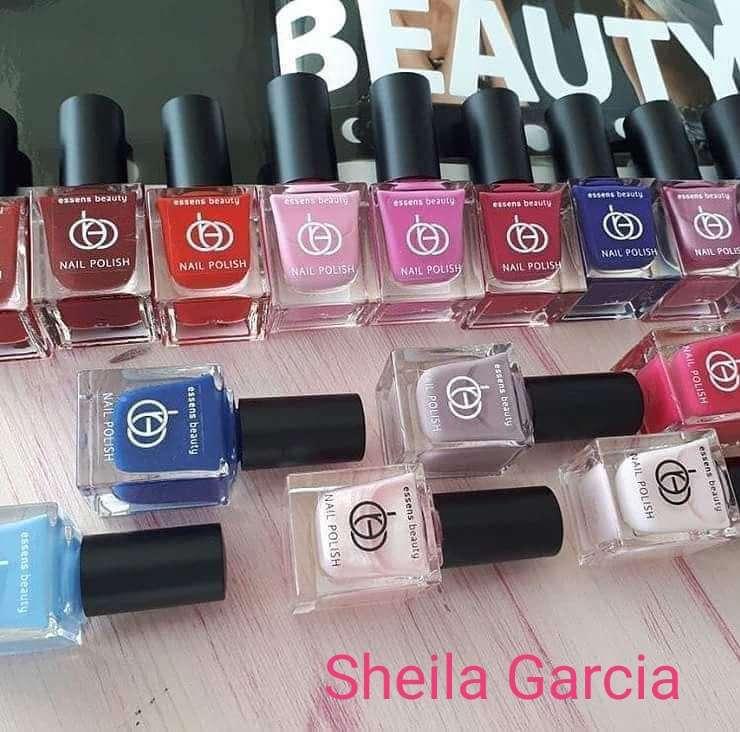 Imagen producto Esmalte de uñas de larga duración  2
