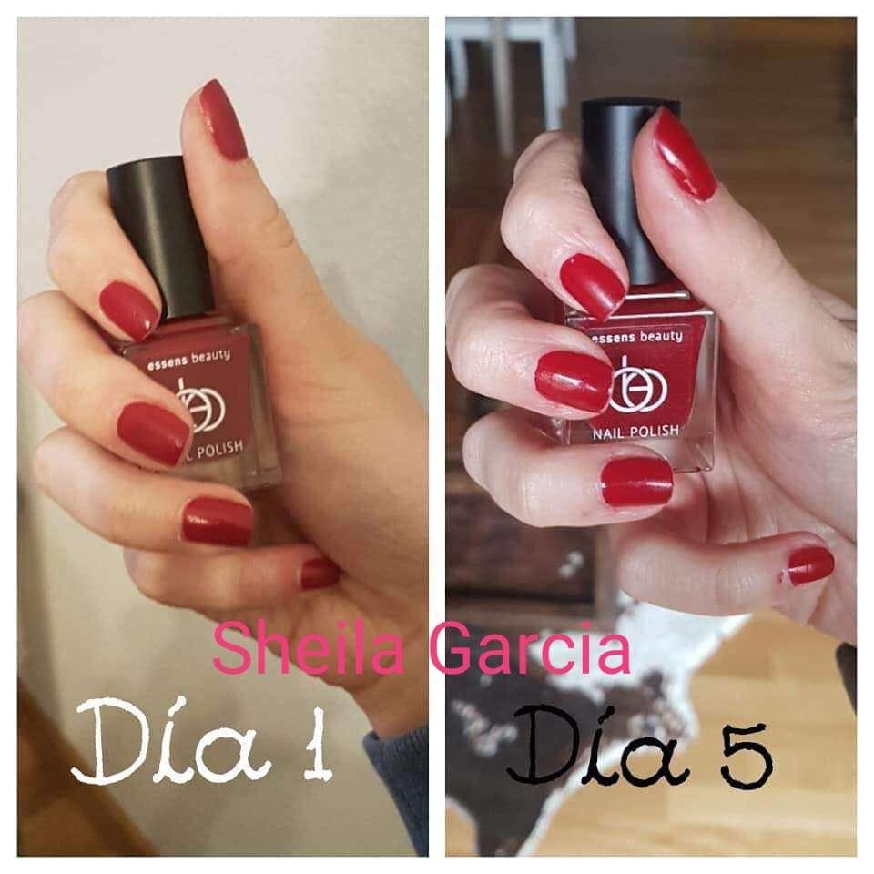 Imagen Esmalte de uñas de larga duración