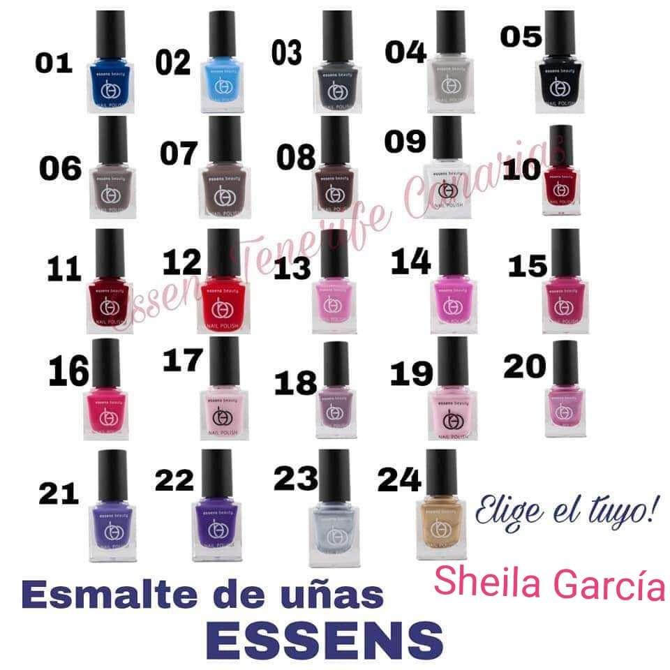 Imagen producto Esmalte de uñas de larga duración  4