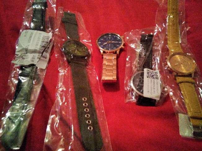 Imagen relojes de hombre