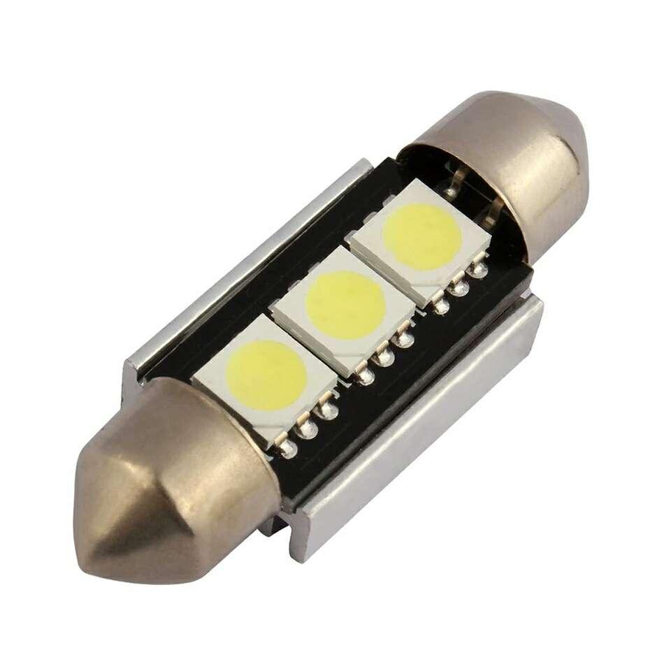 Imagen producto Luces led para coches matrícula interior posición  3