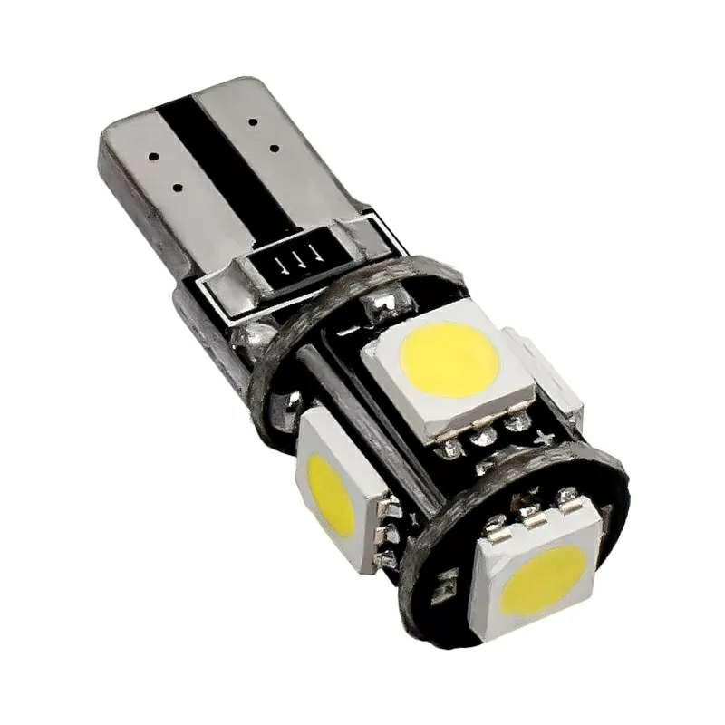 Imagen producto Luces led para coches matrícula interior posición  2