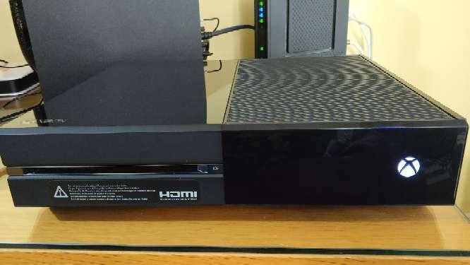 Imagen producto Xbox One 500Gb negra 3