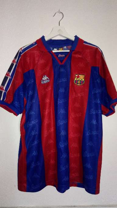 Imagen Camiseta F.C. Barcelona