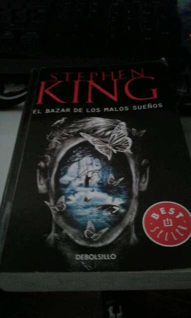 Imagen Stephen King bazar de los malos sueños