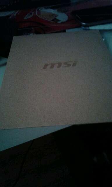 Imagen MSI CD drivers