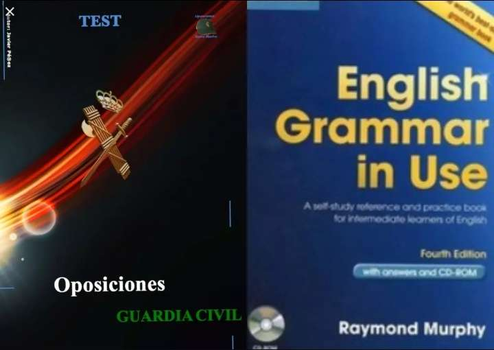 Imagen Sierra huelval + English grammar
