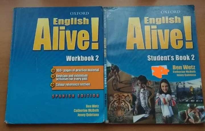 Imagen English Alive