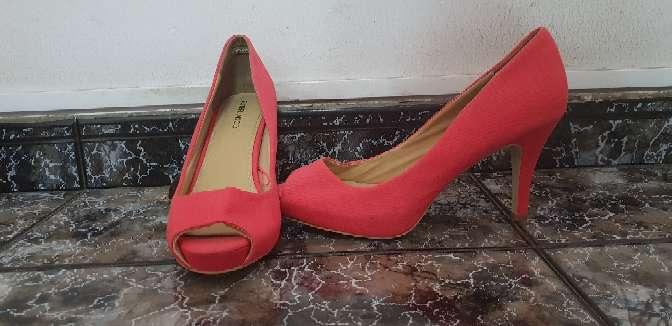 Imagen producto Zapato tacon SuiteBlanco 4