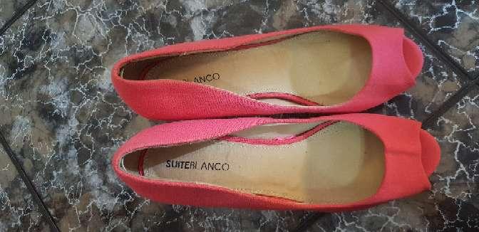 Imagen producto Zapato tacon SuiteBlanco 2