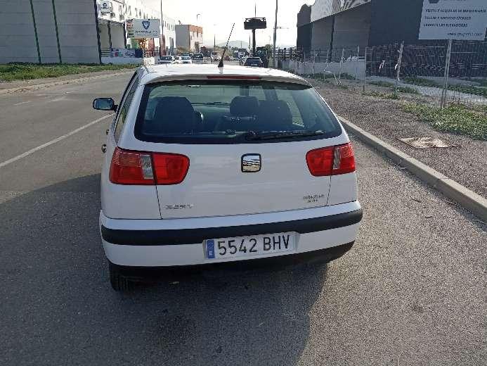 Imagen Ibiza 87000km año 2001 diesel