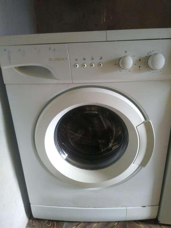 Imagen lavadora 6k 1000rpm
