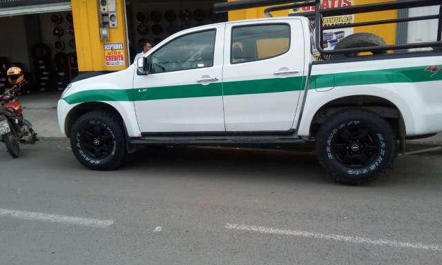 Imagen Chevrolet Luv Dmax Ls 4x4 Full Equipo con puesto en compañía