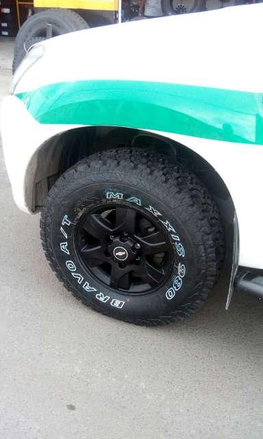 Imagen producto Chevrolet Luv Dmax Ls 4x4 Full Equipo con puesto en compañía  4