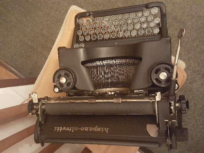 Imagen producto Máquina de escritura  4