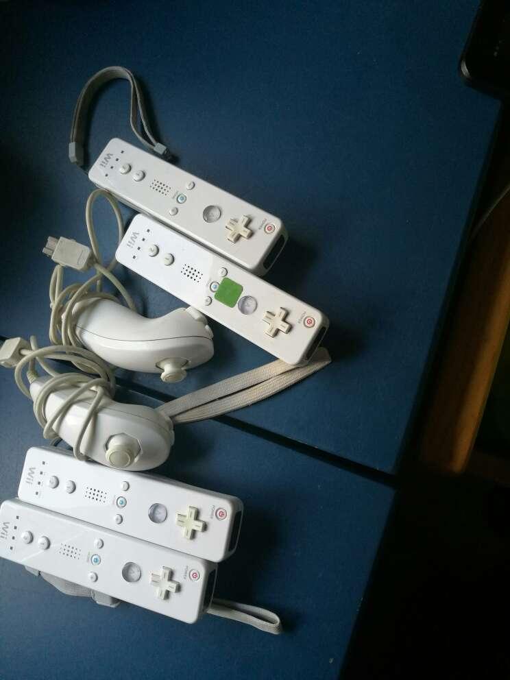 Imagen producto Wii con juegos y complementos 2