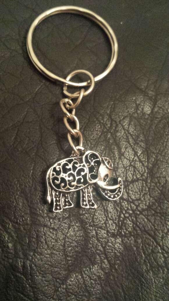 Imagen llavero elefante
