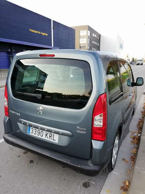 Imagen producto Peugeot PARTNER  4