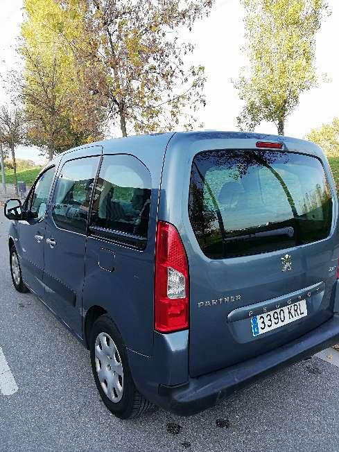 Imagen producto Peugeot PARTNER  3