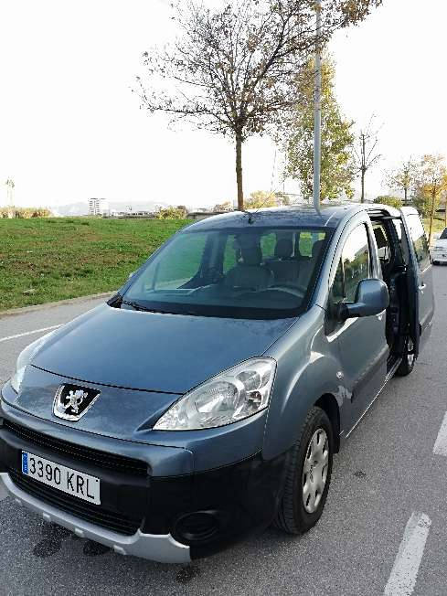 Imagen producto Peugeot PARTNER  2