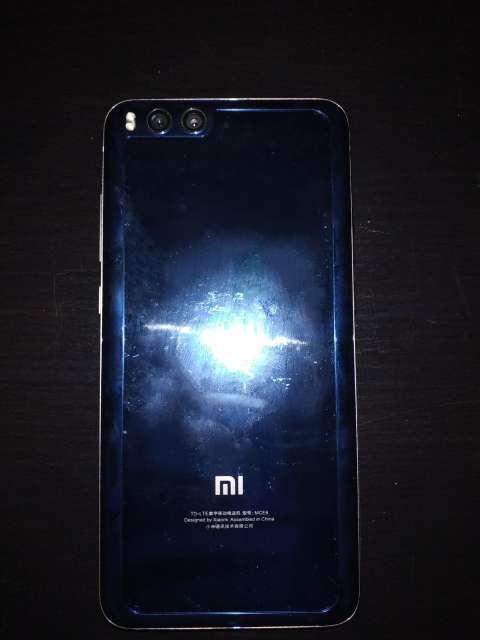 Imagen producto Xiaomi mi note 3 azul 6/64gb  3