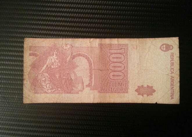 Imagen producto Billetes antiguo y moderno  3