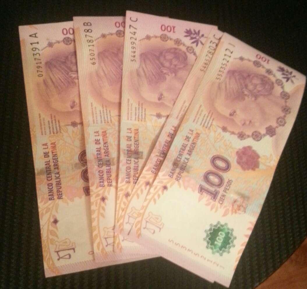 Imagen producto Pesos evita peron. argentina  4