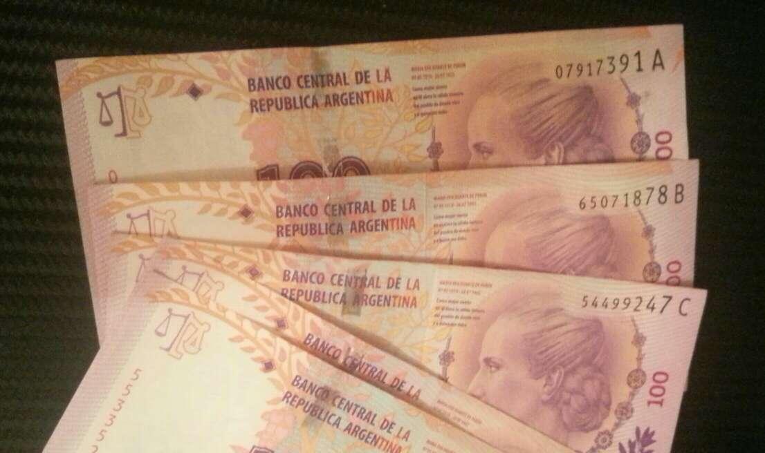 Imagen producto Pesos evita peron. argentina  5