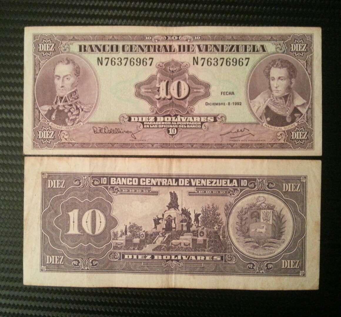 Imagen producto Pesos evita peron. argentina  10