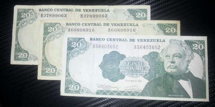 Imagen producto Pesos y bolívares billetes del mundo  8
