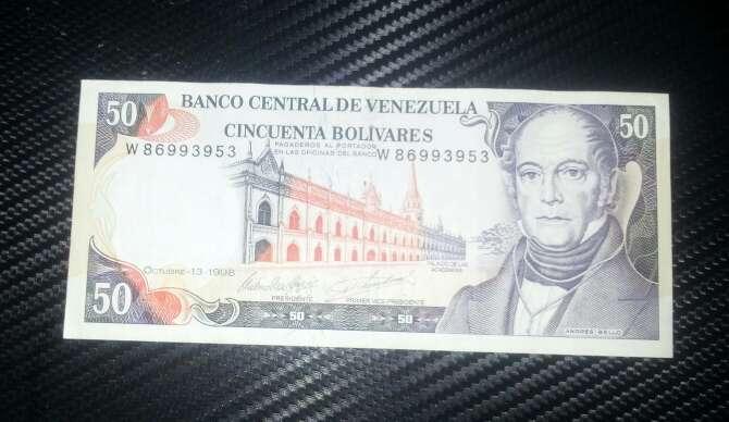Imagen producto Pesos y bolívares billetes del mundo  3