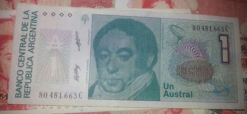 Imagen Pesos y bolívares billetes del mundo