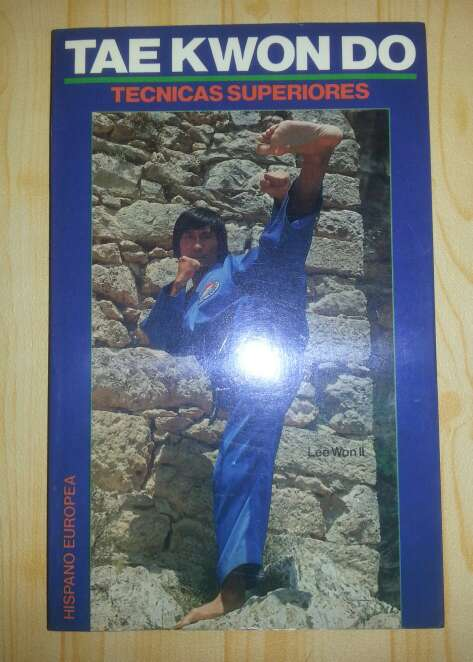 Imagen producto Tae Kwon Do libro  2