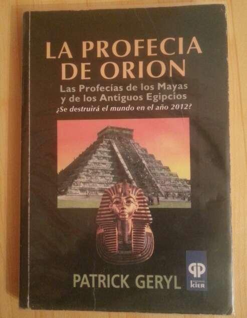 Imagen La profecía de Orion