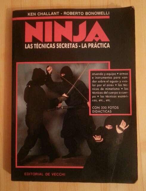 Imagen Ninja, técnicas