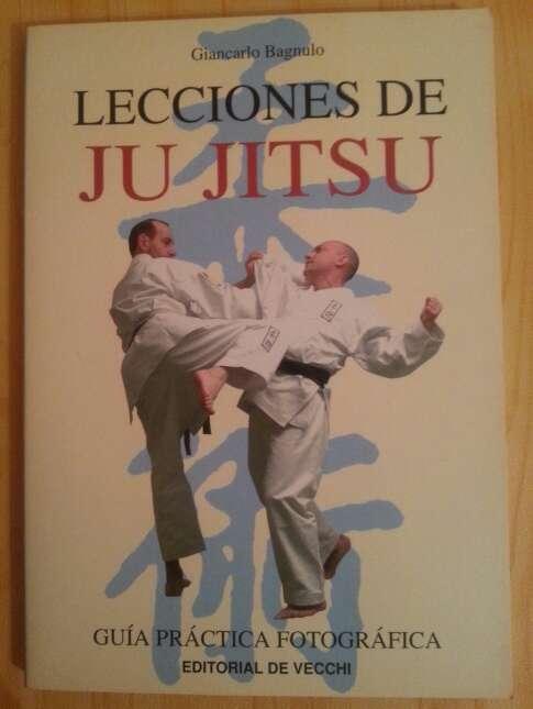 Imagen Ju jitsu libro
