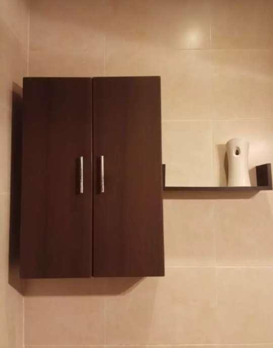 Imagen producto Pica y mueble + grifo + espejo + muebe pared 6