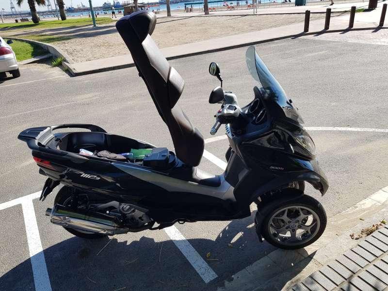 Imagen producto Piaggio mp3 500cc  3