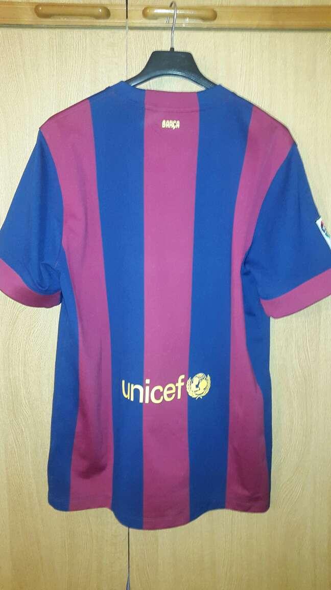 Imagen producto Camiseta Barça 2
