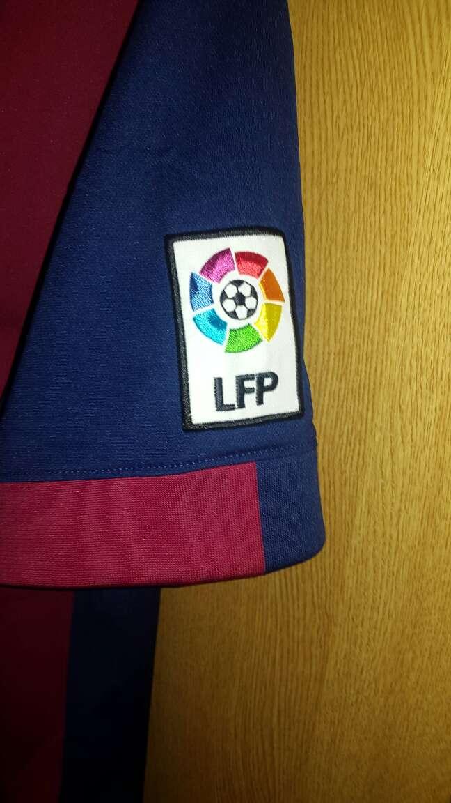 Imagen producto Camiseta Barça 3