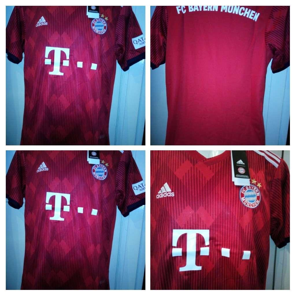 Imagen Bayern Múnich camisetas temporada 2019