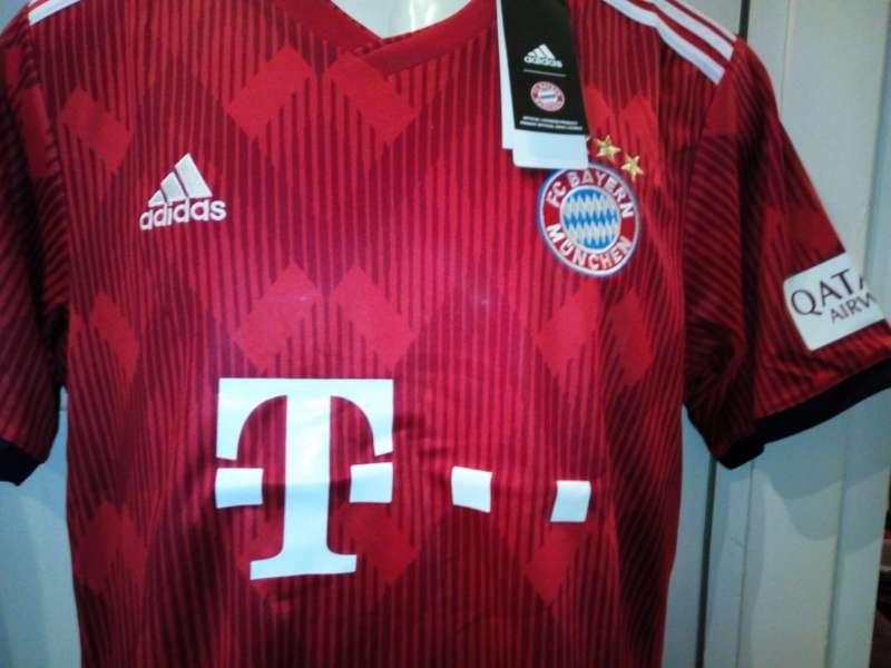 Imagen producto Bayern Múnich camisetas temporada 2019  3