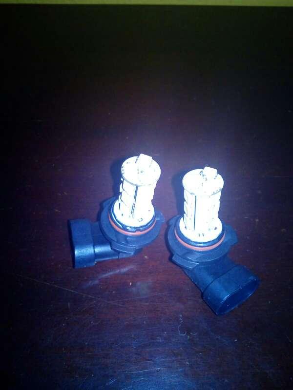 Imagen producto Bobillas antinieblas led 1