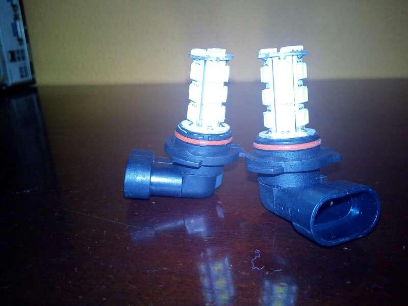 Imagen producto Bobillas antinieblas led 2