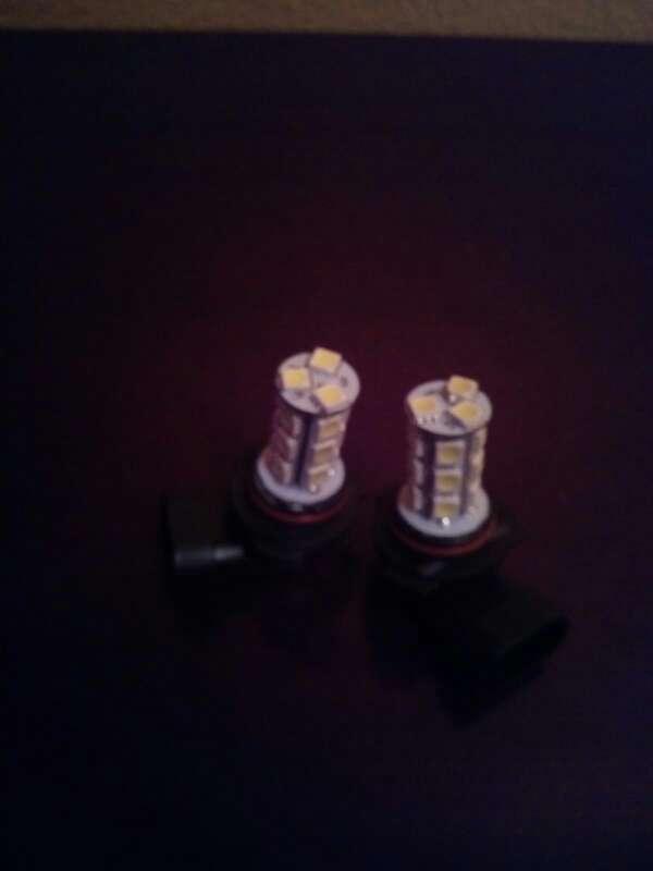Imagen producto Bobillas antinieblas led 3