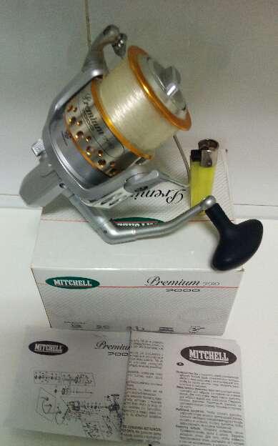 Imagen Carrete de Pesca Premium Pro 7000 Mitchell