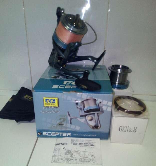 Imagen Carrete Pesca Scepter GX 9000
