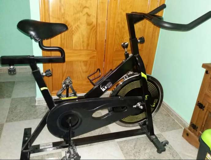 Imagen bicicleta de spinning