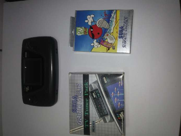 Imagen producto Lote gamegear 2